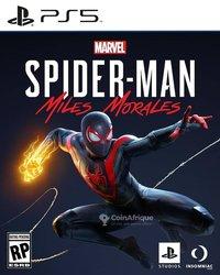 Spiderman Miles Morales Playstation 5