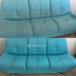 Nettoyage de meubles