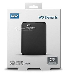 Disque dur externe WD - 2To