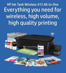 Imprimante HP 415 Inktank wifi