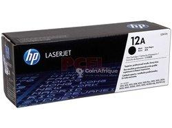 Encre HP Toner Laser 12A