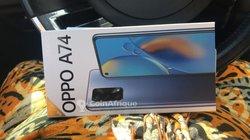 Oppo A74 + montre connectée