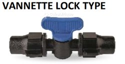 Vannette Lock Type