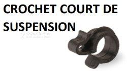 Crochet court de suspension