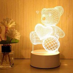 Veilleuse 3D Led