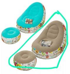 Canapé et lit gonflable