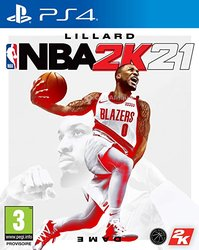 CD Jeux PS4 NBA 2021