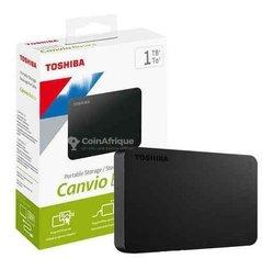 Disque dur Toshiba Canvio - 1 Tb
