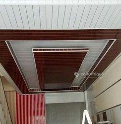 Fabrication plafond PVC