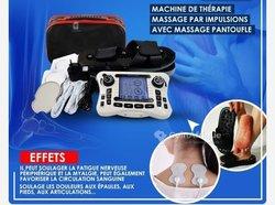 Trousse de massage et de thérapie digitale