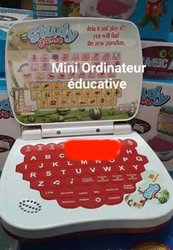 Mini ordinateur éducatif enfant