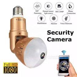 Ampoule caméra wifi