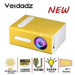 Mini projecteur vidéo LED pro