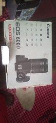 Appareil photo Canon 600D+obdj 18- 135