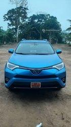 Location Toyota Rav4 2016
