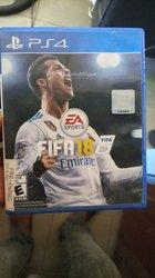 CD Fifa 18