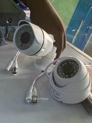 Caméra de vidéosurveillance IP