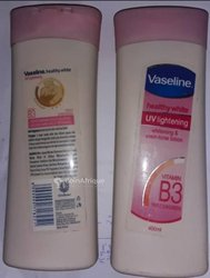 Pack 02 laits vaseline Even Tone 400ml