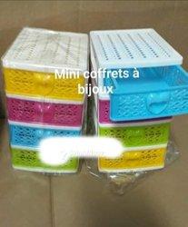 Pack 02 mini coffrets à bijoux