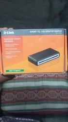D-Link 8 ports