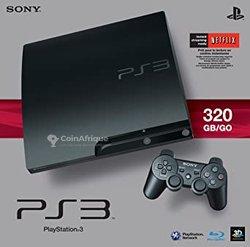 PS3 slim + Jeux
