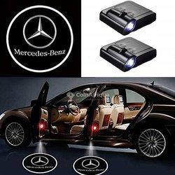 Projecteur lumineux logo de voiture