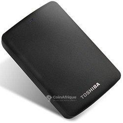 Boîtier disque dur Toshiba USB 3.0