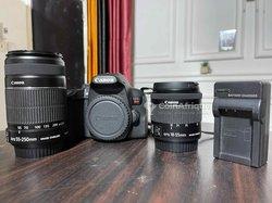 Caméra Canon t8i