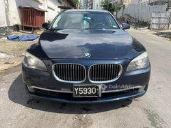 BMW 750 i 2010