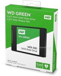 Disque dur interne SSD WD Green - 240 Go