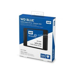 Disque dur SSD WD - 500 Gb