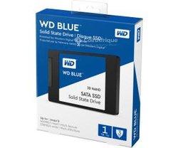 Disque dur SSD 3D WD Blue - 1 Terra