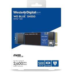 Disque dur SSD WD Blue -  500 Go