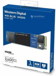 Disque dur SSD WD Blue -  1 To