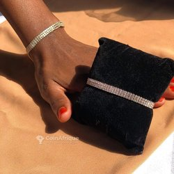 Bracelets en Or plaqué