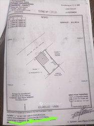 Vente Terrain 350 m² - Cadjehoun Cotonou