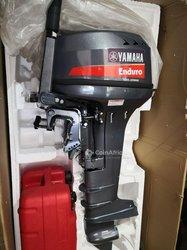 Moteur Yamaha Enduro 15CV