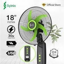 "Ventilateur Syinix  18"""
