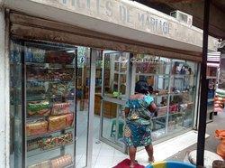Vente magasin - Treichville