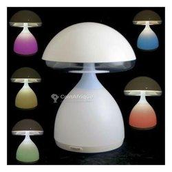 Lampe veilleuse led - 7 couleurs en 1