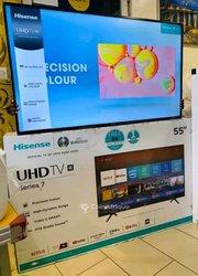 Smart TV Hisence 55 pouces