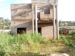 Vente villa duplex inachevée 6 pièces - Odza