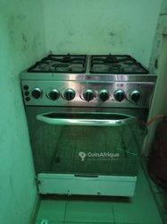 Cuisinière 4 foyers