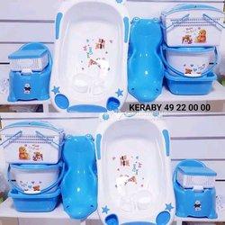 Kit de bain complet pour bébé