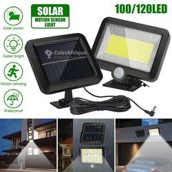 Lampe solaire à interrupteur