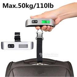 Pèse-bagages électronique