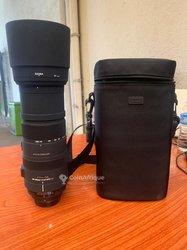 Objectif Sigma pour Nikon