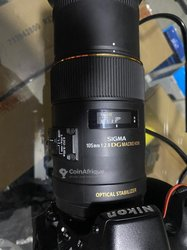 Appareil photo Nikon D810