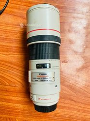 Objectif Canon 300 mm