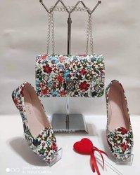 Sac + chaussures femme